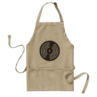 A to Z Electronic Music Apron