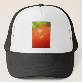 A Tomato Bodysuit Trucker Hat