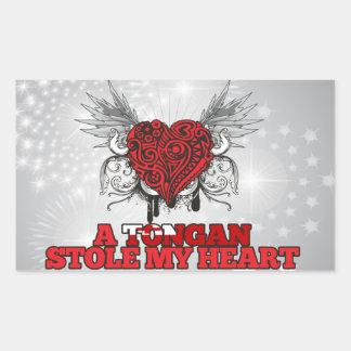 A Tongan Stole my Heart