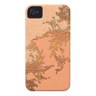 A touch of vintage in soft colors iPhone 4 cover