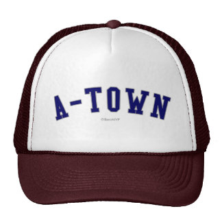 A-Town Mesh Hat