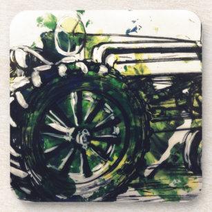 A Tractor! Coaster