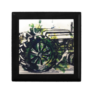 A Tractor! Gift Box
