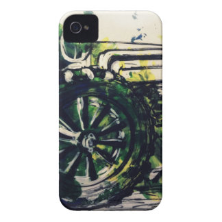 A Tractor! iPhone 4 Case-Mate Cases