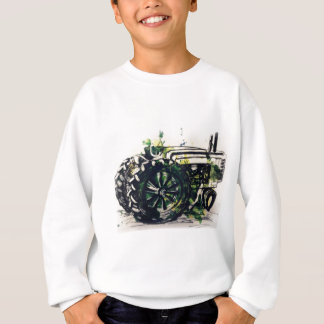 A Tractor! Sweatshirt