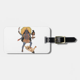 A TRAGIC WAY LUGGAGE TAG
