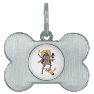 A TRAGIC WAY PET NAME TAG