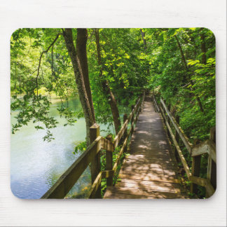 A Tranquil Hike Mouse Pad