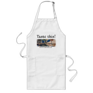 A Travel for Taste Full Size Apron