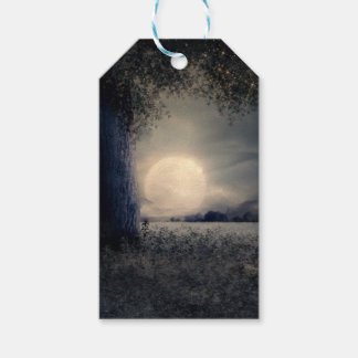 A Tree in the Moonlight Gift Tags
