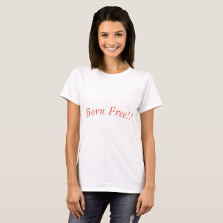 A trendy T-shirt for the summers