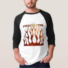 A Tribal FF Flames T-Shirt