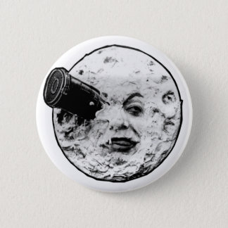 A Trip to the Moon 2 Inch Round Button