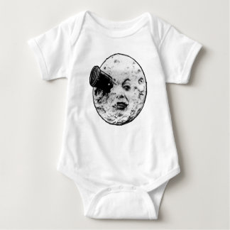 A Trip to the Moon Baby Bodysuit