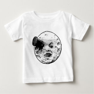 A Trip to the Moon Baby T-Shirt