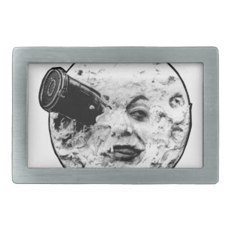 A Trip to the Moon Belt Buckle