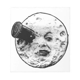 A Trip to the Moon Notepad