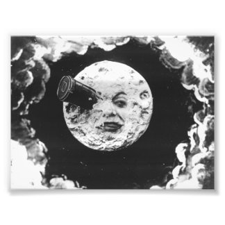 A Trip to the Moon Photo Print