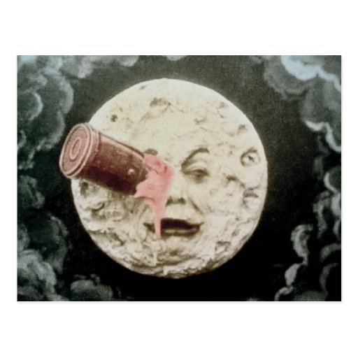 A Trip to the Moon Postcards
