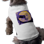 A Trip to the Moon (Purple Fizzy Fuzz) Pet Shirt
