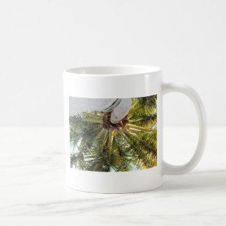 A tropical getaway classic white coffee mug