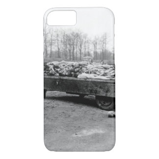 A truck load of bodies of_War image iPhone 7 Case