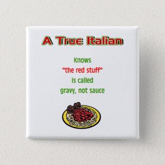 A True Italian Pin