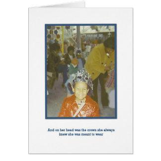 A True Queen Card