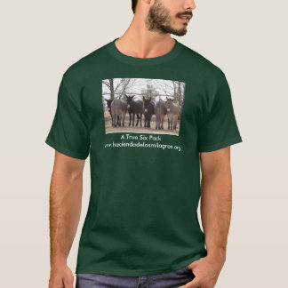 A True Six Pack T-Shirt