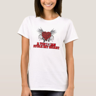 A Tunisian Stole my Heart T-Shirt
