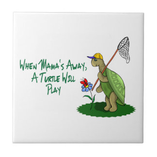 A Turtle Will Play Tile
