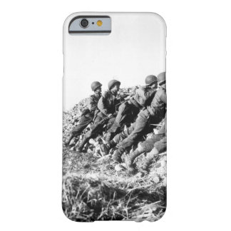 A U.S. Infantry anti-tank crew fires on_War image Barely There iPhone 6 Case