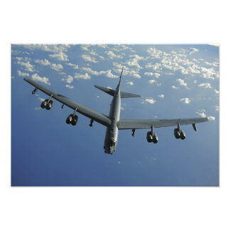 A US Air Force B-52 Stratofortress Photo