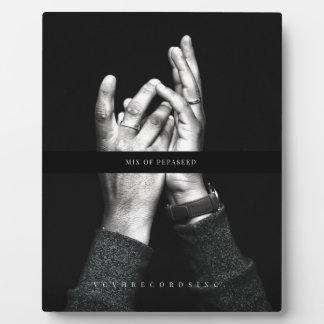 A VCVH Records Inc. Single By Michael Millis Plaque