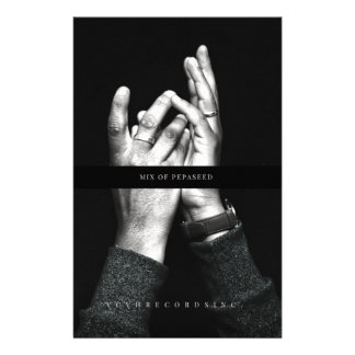 A VCVH Records Inc. Single By Michael Millis Stationery