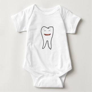 A Very Happy Tooth Baby Bodysuit