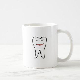 A Very Happy Tooth Coffee Mug