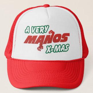 A Very Manos X-Mas! Trucker Hat