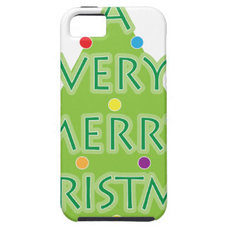 a very merry christmas iPhone 5 cover