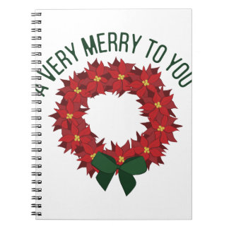 A Very Merry Note Book