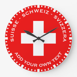 A Very Swiss Clock