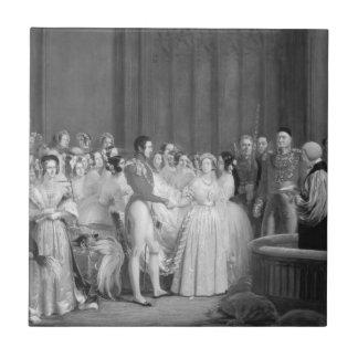 A Very Victorian Wedding Tiles