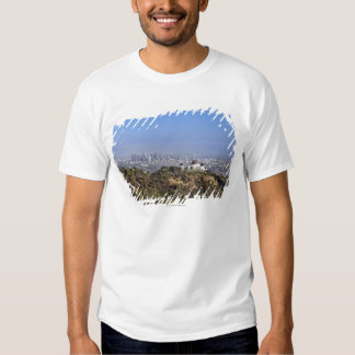 A view from a hiking trail in Griffith Park Tee Shirts