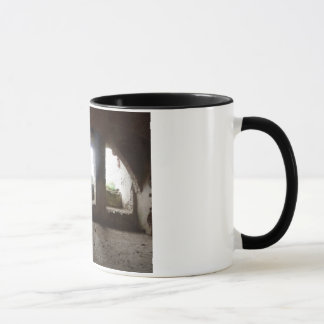 A View From Arced Windows Mug