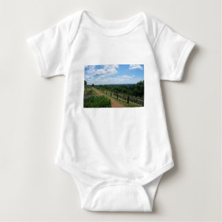 A View From Monticello Baby Bodysuit