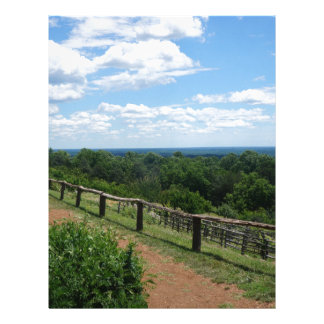 A View From Monticello Letterhead