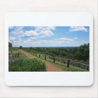 A View From Monticello Mouse Pad