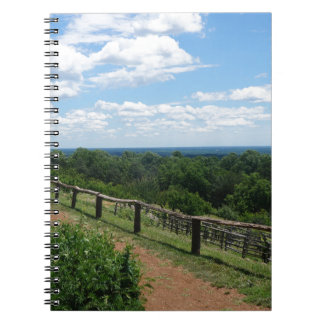 A View From Monticello Notebook
