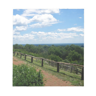 A View From Monticello Notepad