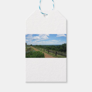 A View From Monticello Pack Of Gift Tags